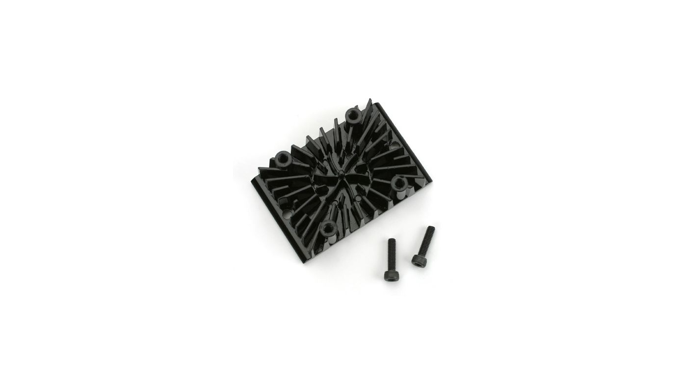 Image for Heatsink: 1/8 Xcelorin ESC from HorizonHobby