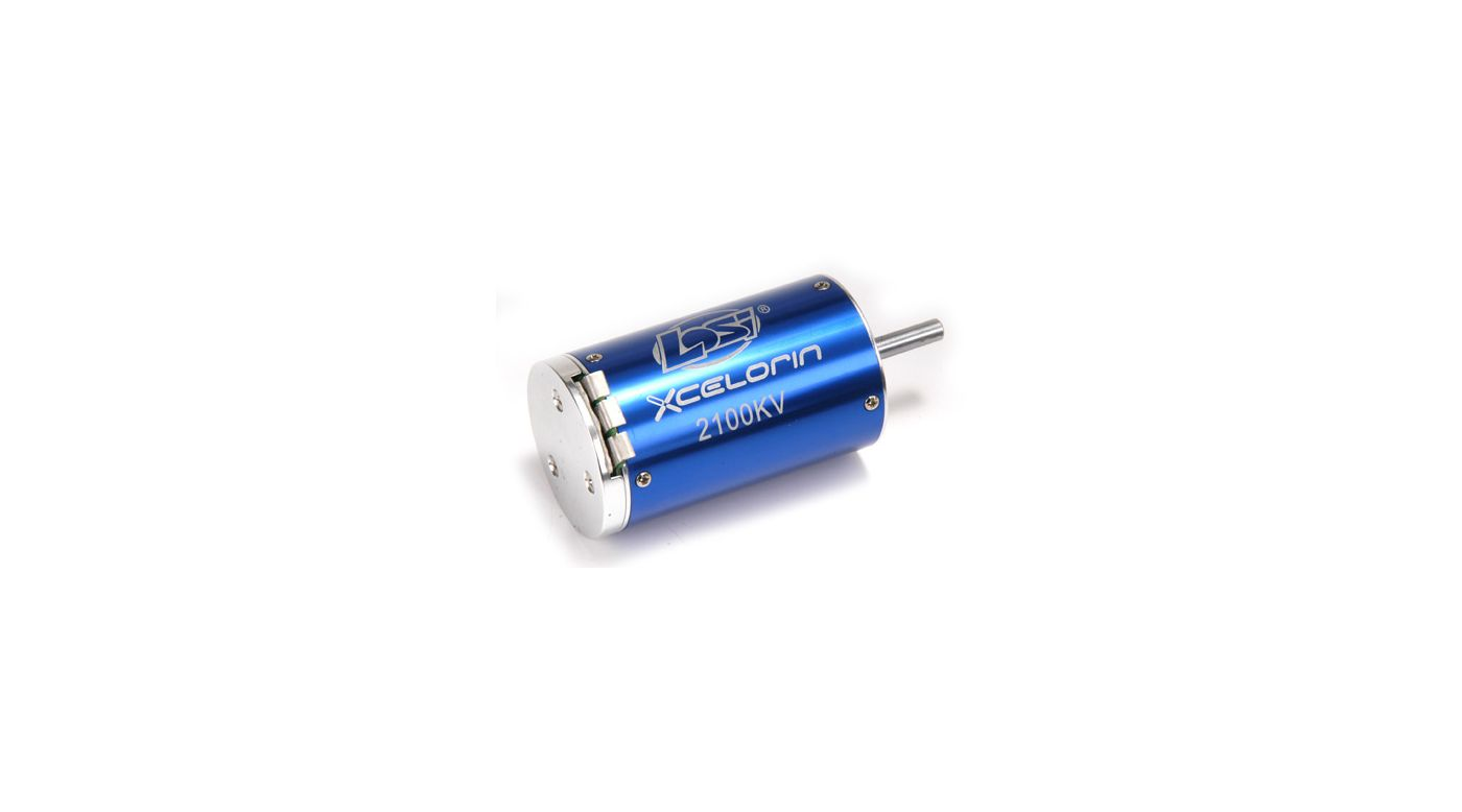 Image for 1/8 Xcelorin Brushless Motor, 2100Kv from HorizonHobby