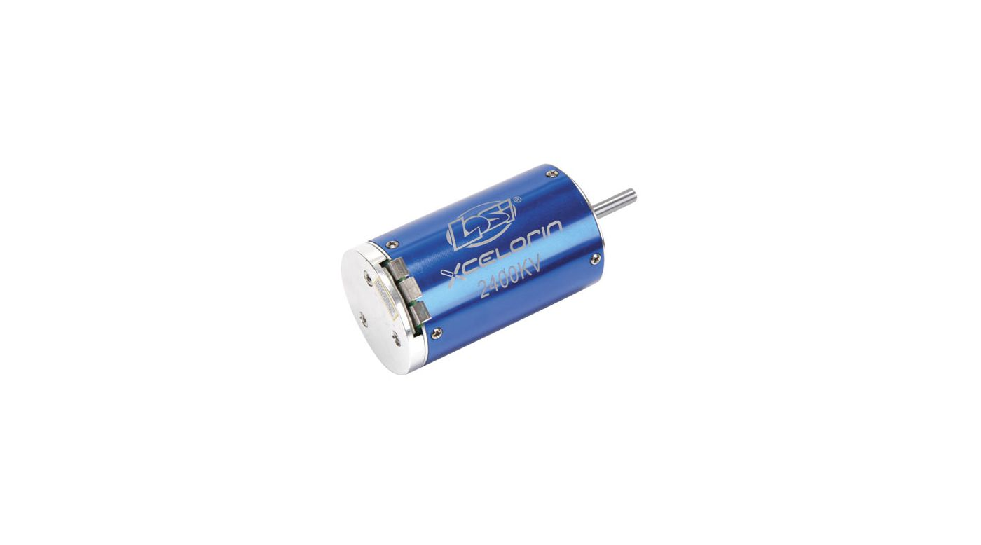 Image for 1/8 Xcelorin Brushless Motor, 2400Kv from HorizonHobby
