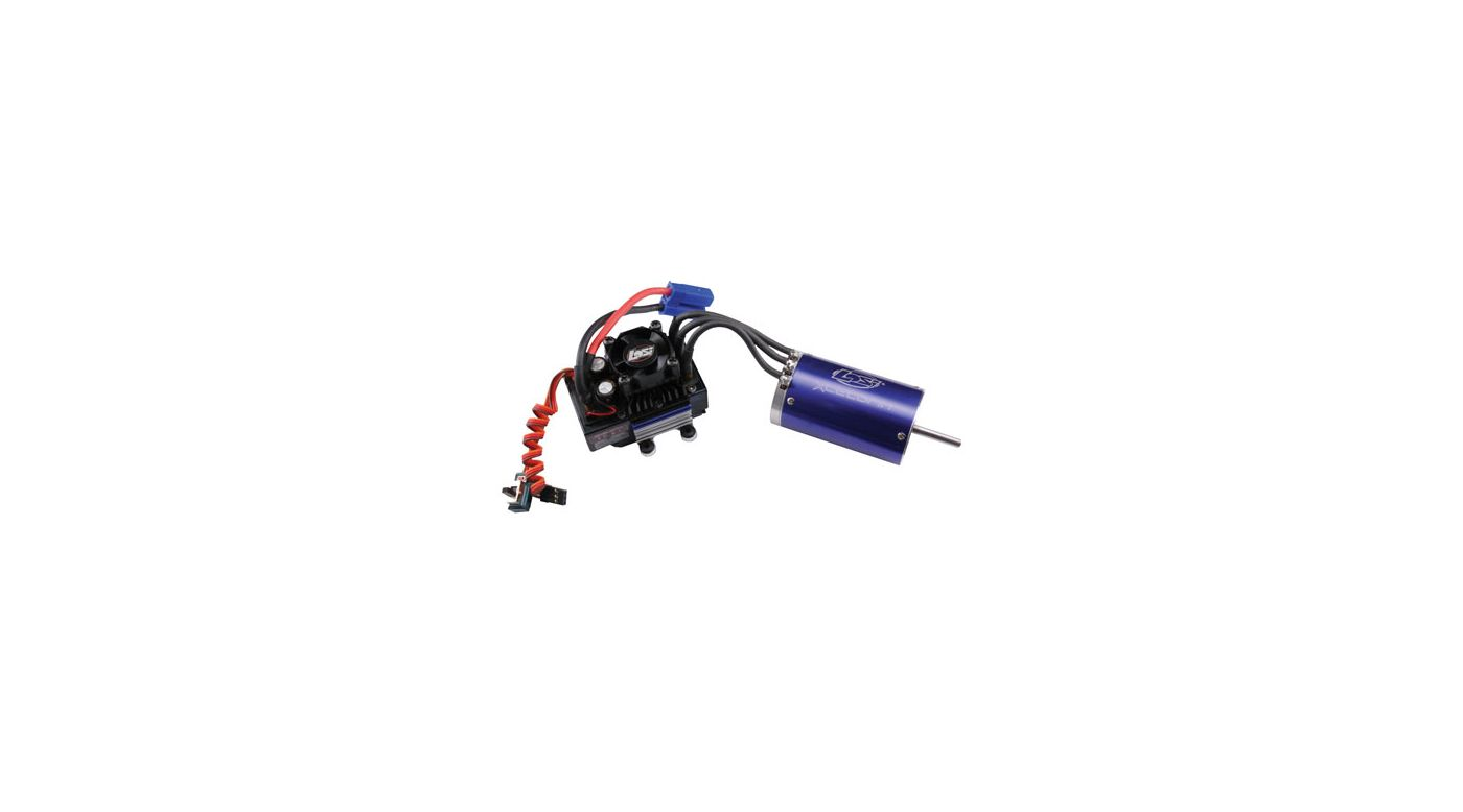 Image for 1/8 Xcelorin 1300Kv Brushless Combo from HorizonHobby