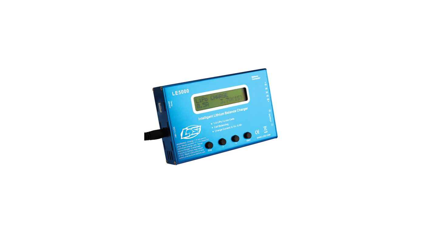 Image for LiPo Balance Charger, 1-5 Cells from HorizonHobby