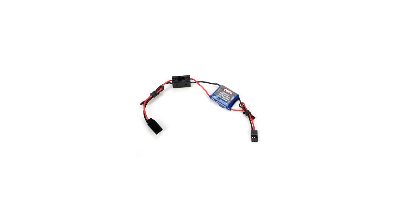 Image for High-Output LiPo Regulator with Switch from HorizonHobby