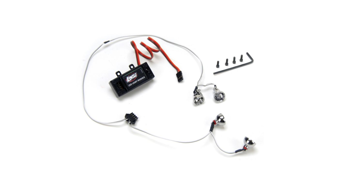 Image for LED Light Kit: HRL from HorizonHobby