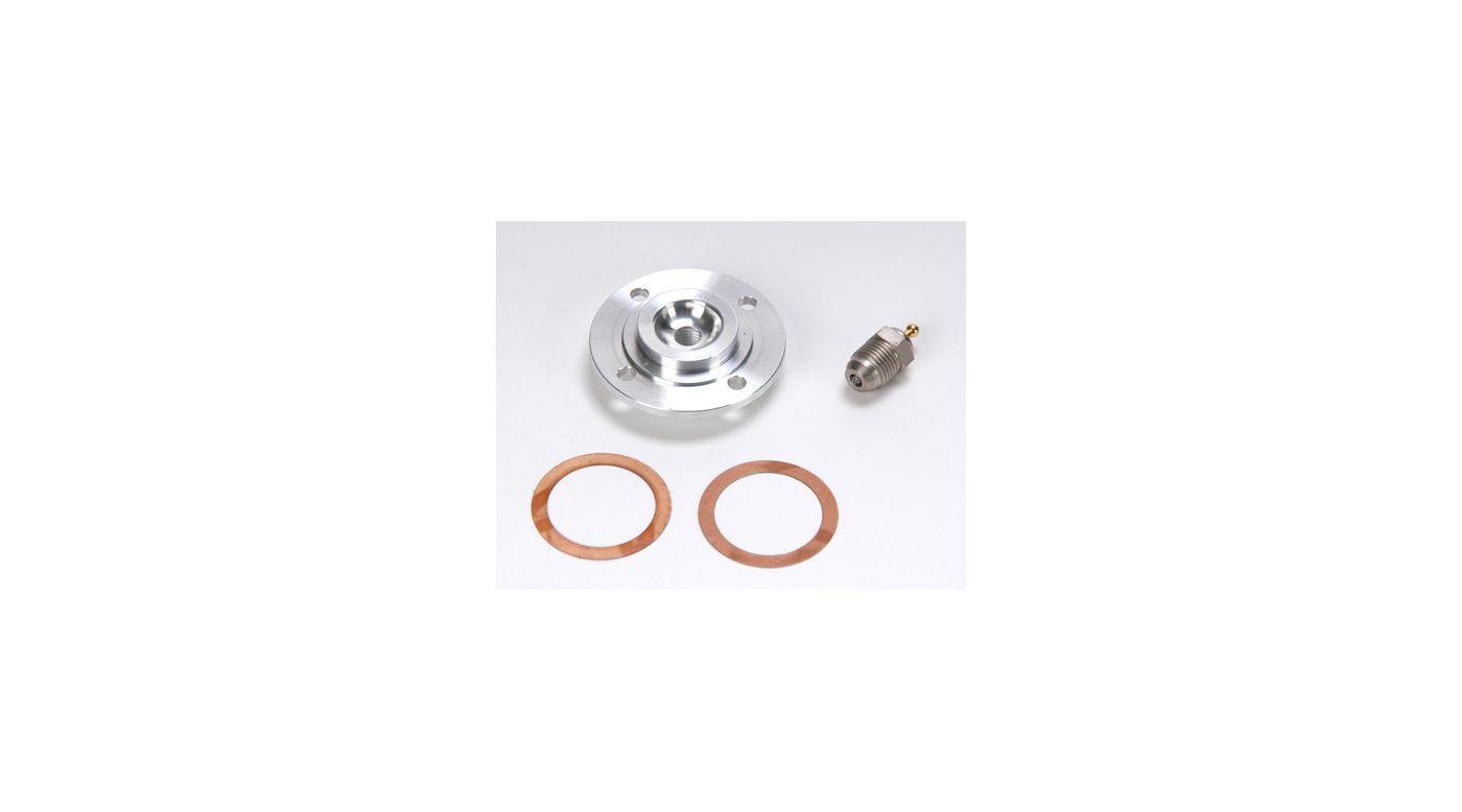 Image for .26 Turbo Head Conversion Kit from HorizonHobby