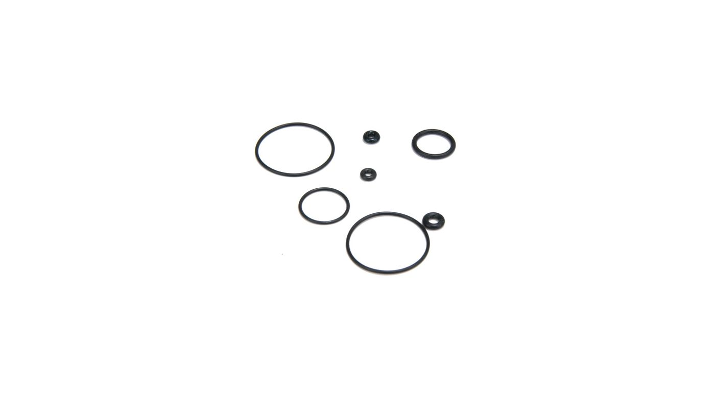 Image for Carburetor & Backplate O-Rings: .26,350,427,454 from HorizonHobby