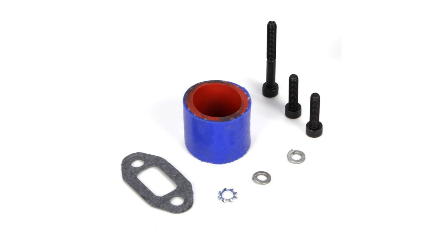 Image for Tuned Pipe Hardware Set  5T from HorizonHobby