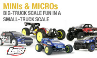 Mini and Micro Vehicles