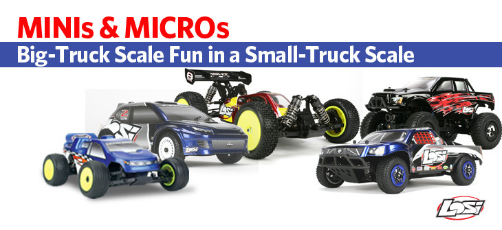 Micro and Mini vehicles