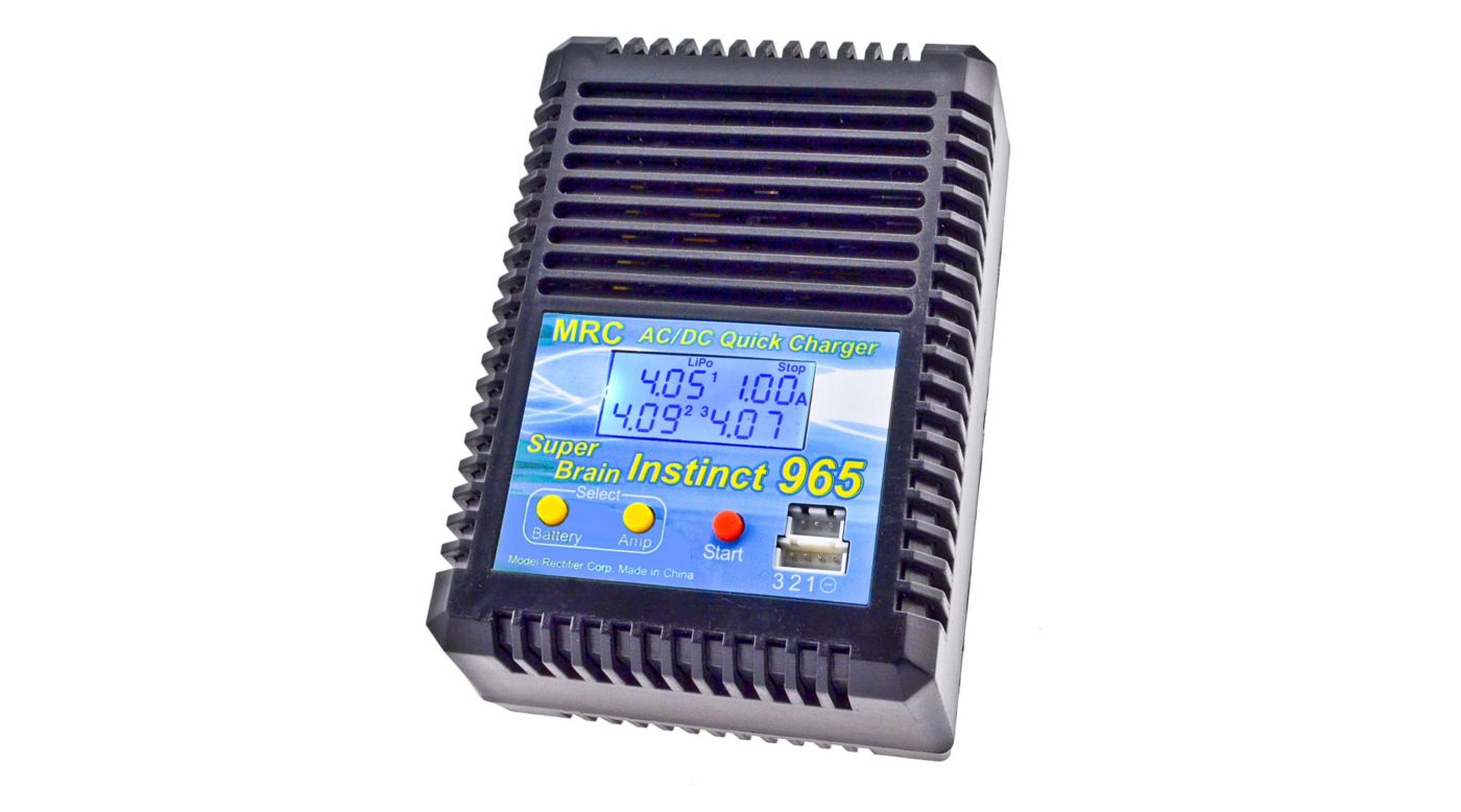Image for AC/DC Delta Peak Charger from HorizonHobby