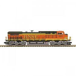 MTH20210591 MTH Electric Trains O AC4400cw w/Snd BNSF 5624 507-20210591