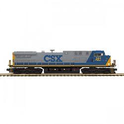MTH20210611 MTH Electric Trains O AC4400cw w/Snd CSX 391 507-20210611