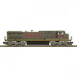 MTH20210631 MTH Electric Trains O AC4400cw w/Snd UP 6345 507-20210631