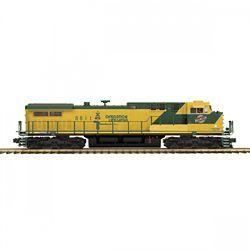 MTH20210641 MTH Electric Trains O AC4400cw w/Snd CNW 8811 507-20210641