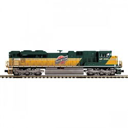 MTH 20211591 O EMD SD70ACe 3-Rail w/ Proto-Sound 3.0 Premier Union Pacific 1995 Chicago & North Western Heritage 507-20211591