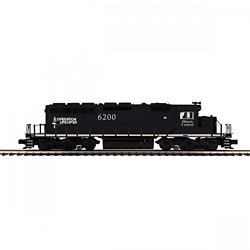 MTH 20211711 O-27 SD40-2 w/PS3 IC #6200
