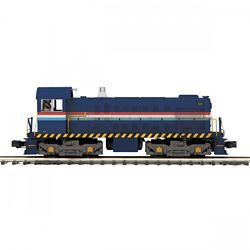 MTH20211871 MTH Electric Trains O-27 Alco S2 w/PS3, Staten Island Rai