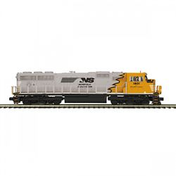 MTH20211941 MTH Electric Trains O SD70Mac w/Snd NS 1801 507-20211941