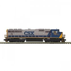 MTH20212001 MTH Electric Trains O SD70Mac w/Snd CSX 789 507-20212001