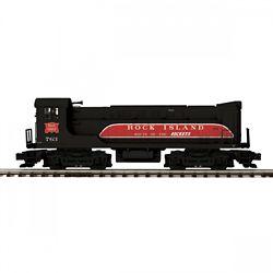 MTH20212111 MTH Electric Trains O-27 VO 1000 w/PS3, RI #763 507-20212