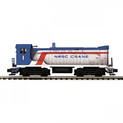 MTH20212131 MTH Electric Trains O-27 VO1000 w/PS3, NWSC Crane #1 507-