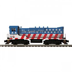 MTH Electric Trains MTH20212161 O-27 VO 1000 w/PS3, Youngstown Sheet