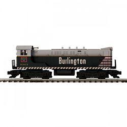 MTH20212191 MTH Electric Trains O VO 1000 w/Snd BN 9363 507-20212191