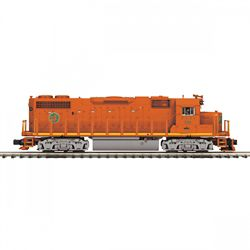 MTH20212281 MTH Electric Trains O-27 GP38-2 w/PS3 Hi-Rail, EJ&E #702