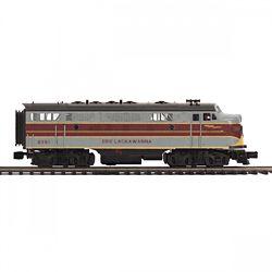 MTH20212331 MTH Electric Trains O F-7 A  Unit w/Snd EL 6351 507-20212331