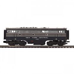 MTH20212383 MTH Electric Trains O-27 F7 B Dummy, NYC #2428 507-202123