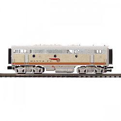 MTH20212413 MTH Electric Trains O-27 F7 B Dummy, SF #44A 507-20212413