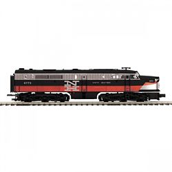 MTH20212431 MTH Electric Trains O-27 Alco PA A w/PS3 Hi-Rail, NH #775