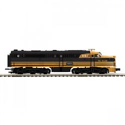 MTH Electric Trains MTH20212451 O-27 Alco PA A w/PS3 Hi-Rail, D&RGW #