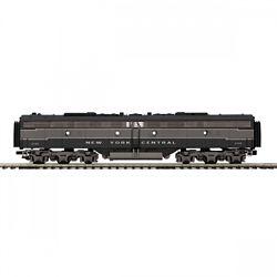 MTH Electric Trains MTH20212523 O-27 E8 B Dummy, NYC #4160 507-202125