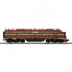 MTH Electric Trains MTH20212554 O-27 E8 A Dummy, PRR #5836 507-202125
