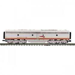 MTH Electric Trains MTH20212563 O-27 E8 B Dummy, SF #82A 507-20212563