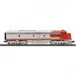MTH Electric Trains MTH20212571 O-27 E8 A w/PS3 Hi-Rail, SF #85 507-2