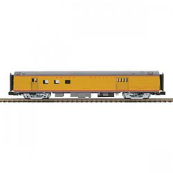MTH Electric Trains MTH2064094 O 70' SS SL RPO Pass Car, UP 507-20640