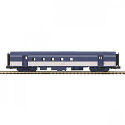 MTH Electric Trains MTH2064109 O 70' Ribbed SL RPO Pass Car 507-20641