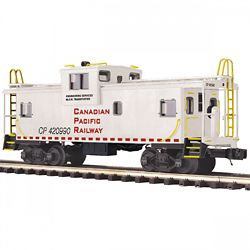 MTH Electric Trains MTH2091675 O Extended Vision Caboose, CRP 507-209