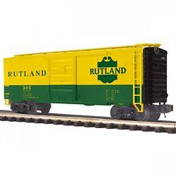 MTH Electric Trains MTH2093777 O 40' Box, RUT 507-2093777