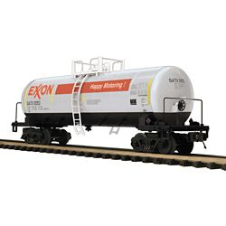 MTH Electric Trains MTH2096285 O Tank, Exxon #10053