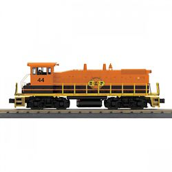 MTH 30-206451 O-27 MP15AC w/PS3 Buffalo & Pittsburg #44