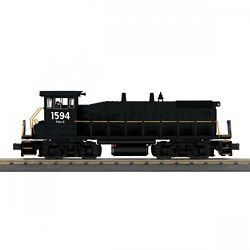MTH 30-206461 O-27 MP15AC w/PS3 Pittsburg & Lake Erie #1594