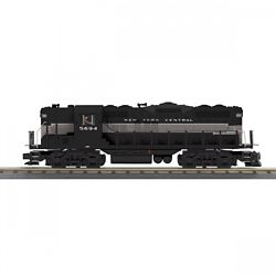 MTH 30-20651-1 EMD GP7 3 Rail with Proto Sound 3.0 RailKing New York Central 5694