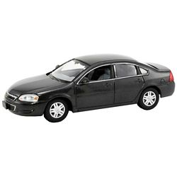 MTH 30-50111 1:43 Die-cast Chevy Impala LT Sedan Cyber Gray