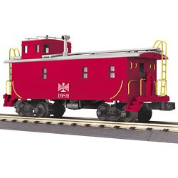 MTH 30-77292 Offset Stl Caboose B&LE