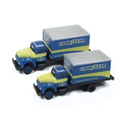 Classic Metal Works 50378 N IH R190 Bx Trk Goodyr 2/ 221-50378 MWI50378