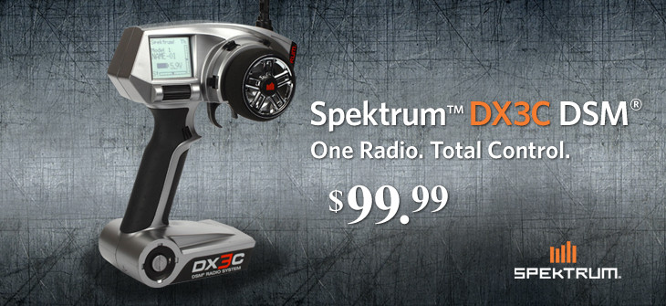 Spektrum DX3c