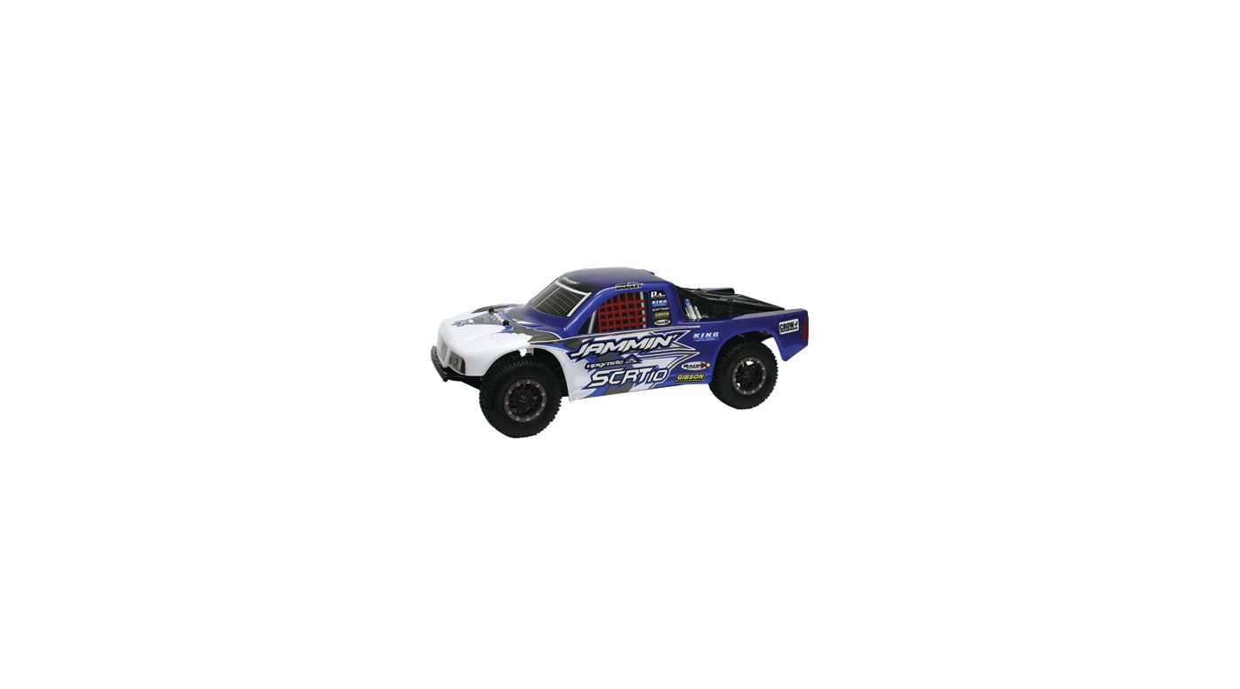 Image for Jammin SCRT-10 4WD Rolling Chassis from HorizonHobby