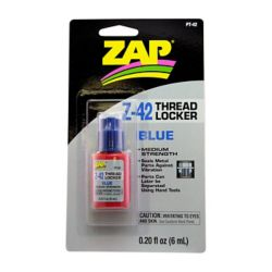 Pacer Glue PT42 ZAP Z-42 Thread Lock .20 oz